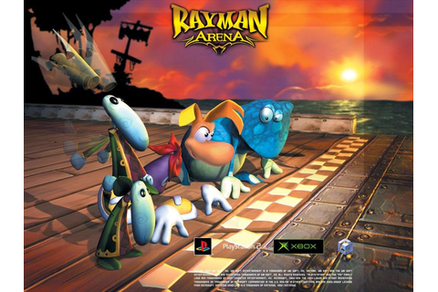 Rayman Arena Free Download « IGGGAMES