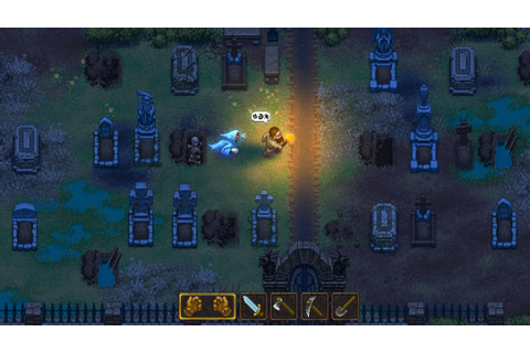 Graveyard Keeper is a medieval Stardew Valley with ...