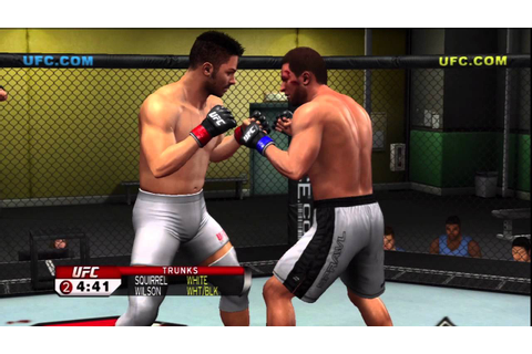 UFC 2009 Undisputed - Career Mode - Gameplay Walkthrough ...