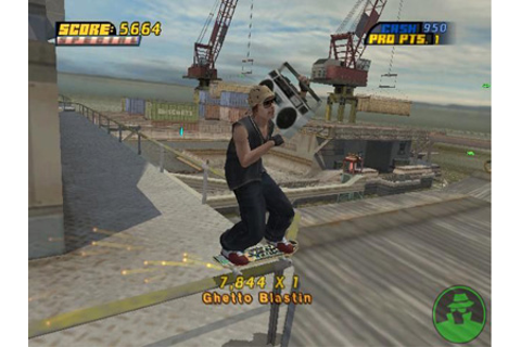 pc games: Tony Hawk's Pro Skater 4 | PSX game for PC ...