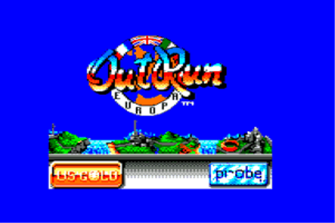 Download OutRun Europa (Amiga) - My Abandonware