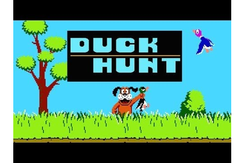 A DUCK HUNT - Retro Duck Hunting Gameplay (iPhone, iPad ...