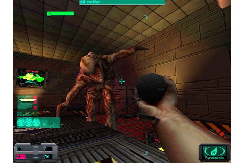 System Shock II | Looking Glass Studios games