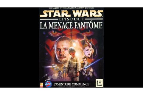 star wars la menace fantôme - YouTube