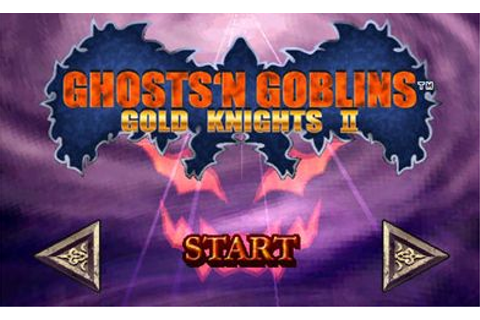 Ghosts'n Goblins Gold Knights 2 iPhone game - free ...