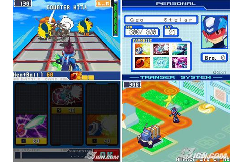 Roms City: Megaman Starforce Dragon (ES)