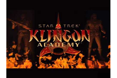 Star Trek: Klingon Academy - Battle 5 - YouTube