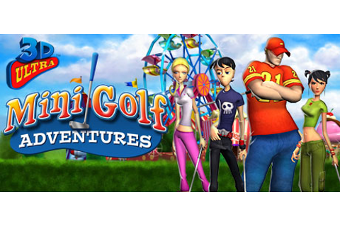 Steam Community :: 3D Ultra Minigolf Adventures Deluxe