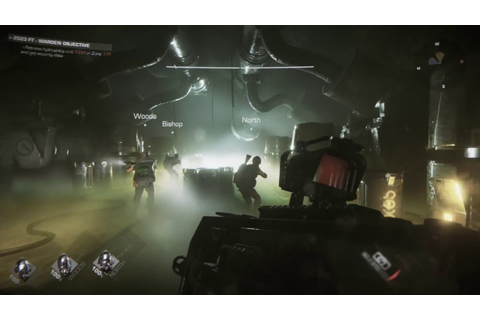 GTFO Gameplay Trailer - New Alien-Style Shooter from The ...