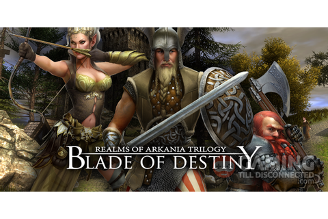 Dream Games: Realms of Arkania Blade of Destiny