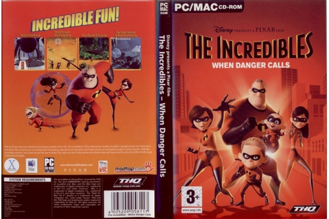 View topic - [OFFER]The Incredibles: When Danger Calls ...