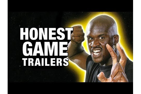 SHAQ FU (Honest Game Trailers) - YouTube