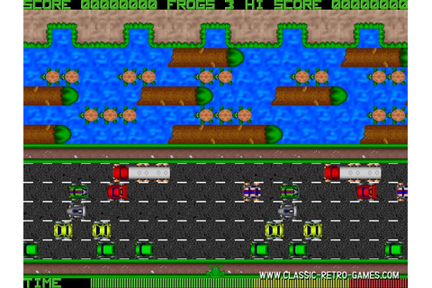 Download Frogger & Play Free | Classic Retro Games