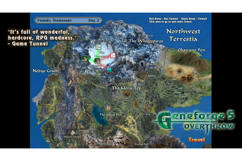 Download Geneforge 5: Overthrow Full PC Game