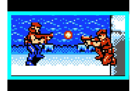 Contra Force (NES) | Playthrough - YouTube