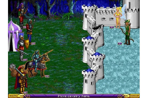 Recenzja :: Heroes of Might & Magic: A Strategic Quest ...