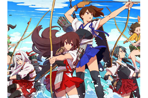 Kantai Collection Vita Game & Anime in Full Production ...