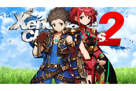Xenoblade Chronicles 2 - BEST NINTENDO SWITCH GAME HANDS ...