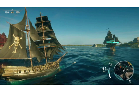 Skull & Bones Gameplay - E3 2017 - YouTube