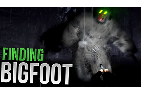 In Bigfoot's Cave! - Finding Bigfoot Multiplayer Gameplay ...