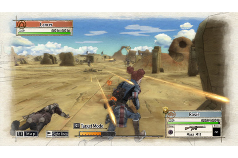 Valkyria Chronicles PS3 review - DarkZero