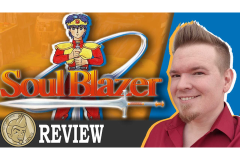 The Game Collection - Soul Blazer Review! [SNES] The Game ...