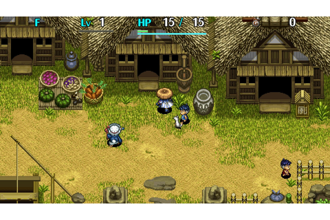 Shiren the Wanderer coming to PS Vita this July