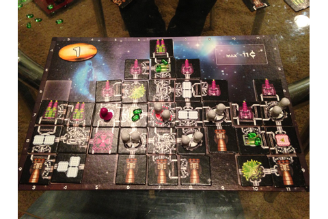 Galaxy Trucker – Review | My Board Game Guides