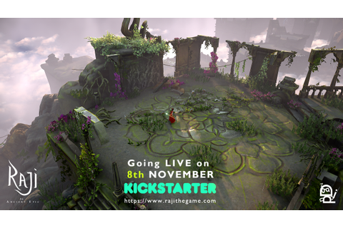Raji An Ancient Epic, Environment Screenshots Part 1 news ...