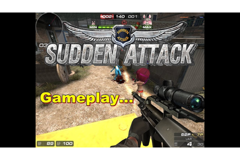 sudden attack (GAME PLAY) - YouTube