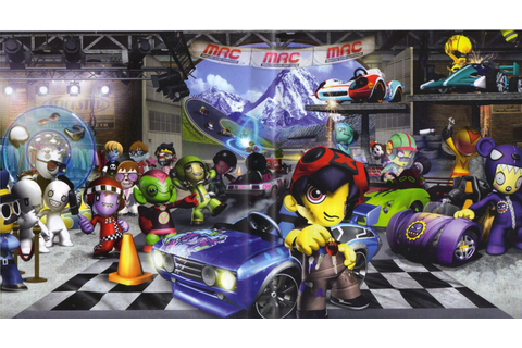 Modnation Racers Pc Games free download programs - blogsbrand