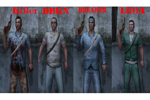 Manhunt 2 Beta Player MOD addon - Mod DB
