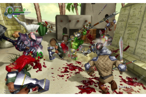 Orc Attack: Flatulent Rebellion - Download Free Full Games ...