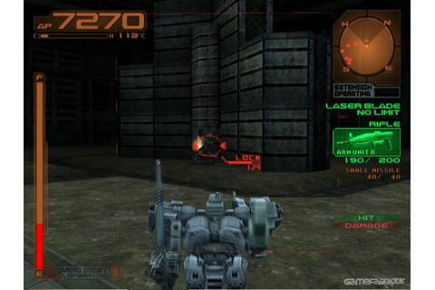 Armored Core: Nine Breaker Download Game | GameFabrique