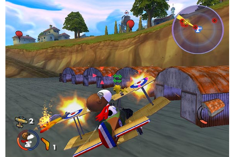Snoopy vs The Red Baron PC Game Download Mediafire - Free ...