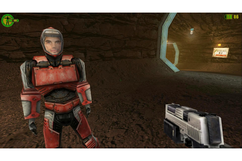 human Mars: Mars game review - Red Faction