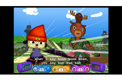 PaRappa the Rapper® 2 Game | PS4 - PlayStation