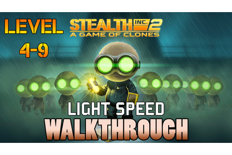 Stealth Inc. 2: A Game of Clones Xbox One Walkthrough ...