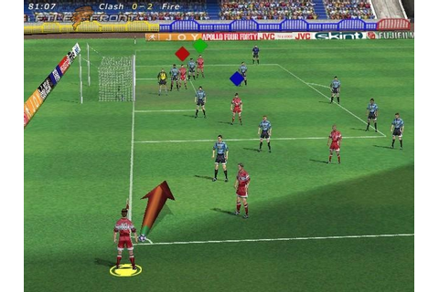 LEGEND GAME BLOG: FIFA 2000