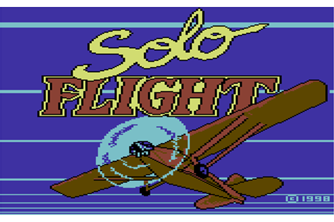 Download Solo Flight: 2nd Edition (Commodore 64) - My ...