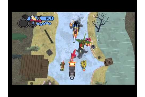 Wacky Races Crash and Dash Gameplay Pt2 - YouTube