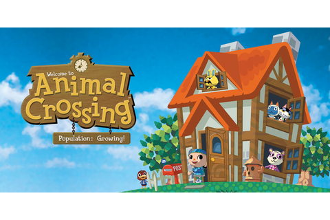 Animal Crossing | Nintendo GameCube | Juegos | Nintendo
