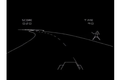 Speed Freak - Arcade (Vectorbeam 1977) - YouTube