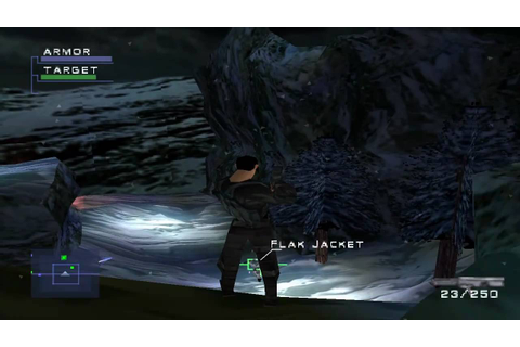 Syphon Filter 2 Mission 1 PSX HD Gameplay - YouTube