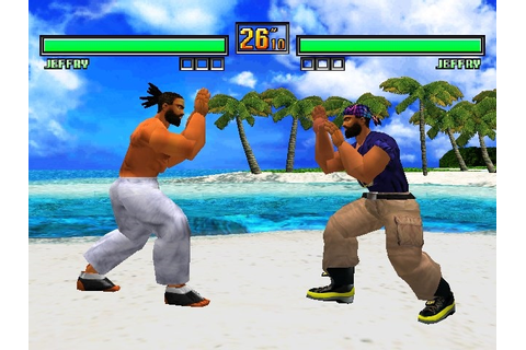 Virtua Fighter 3 (Game) | GamerClick.it