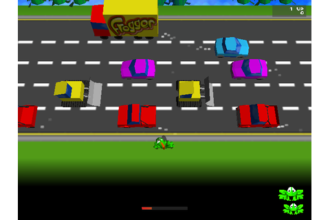 Download Frogger (3D) | Abandonia
