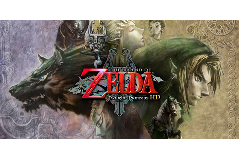The Legend of Zelda: Twilight Princess HD | Wii U | Games ...