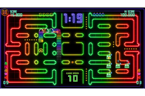 Pac-Man Championship Edition DX Download