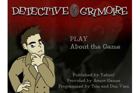 Detective Grimoire | Play Online - Yahoo Games UK