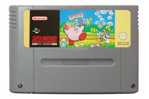 Buy Kirby's Ghost Trap SNES Australia